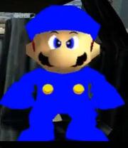 Mario Police