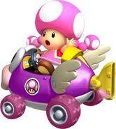 Toadette Driver