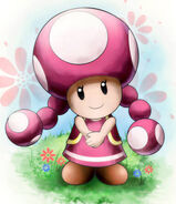 Cute Toadette