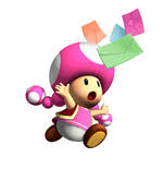 Clumsy Toadette