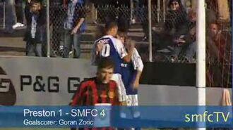 SmfcTV Episode 4 - SMFC vs Preston Lions