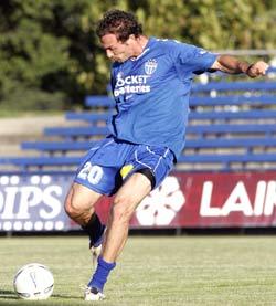 Angelo Lekkas South Melbourne