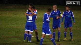 Dockerty Cup 2014 -- (R5) Berwick City v South Melbourne FC