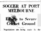 South Melbourne United