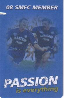 Member card 2008