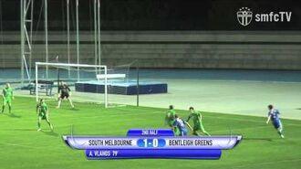 SmfcTV 2012 -- South Melbourne v Bentleigh Greens -- Round 21