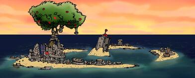 Smilan Islands