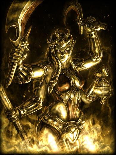 Kali Legendária