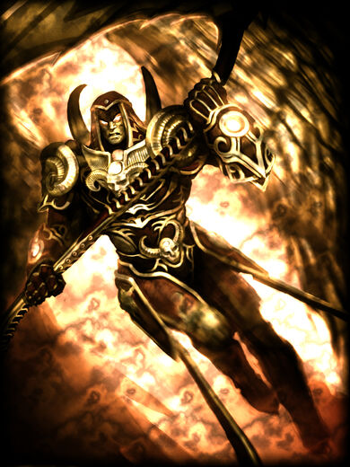 Thanatos Thanatos Legendária