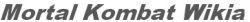 Mortal Kombat Wiki - Logo