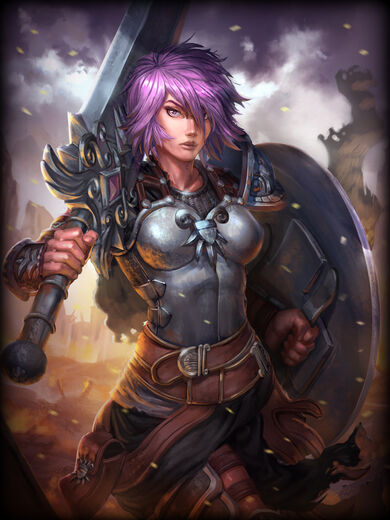 Belona Dama da Guerra