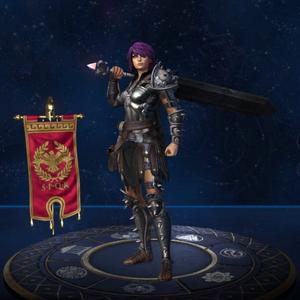 Belona Dama da Guerra no Jogo