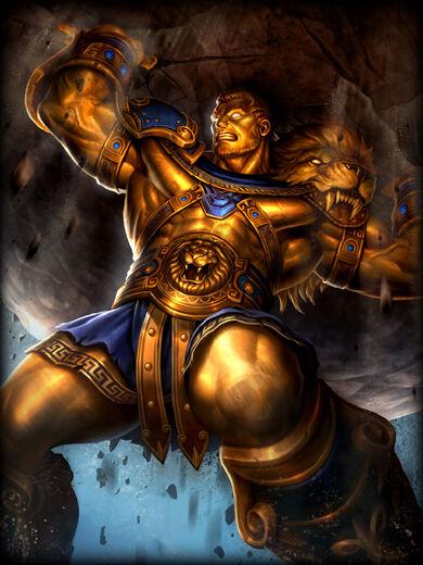 Hércules Dourada