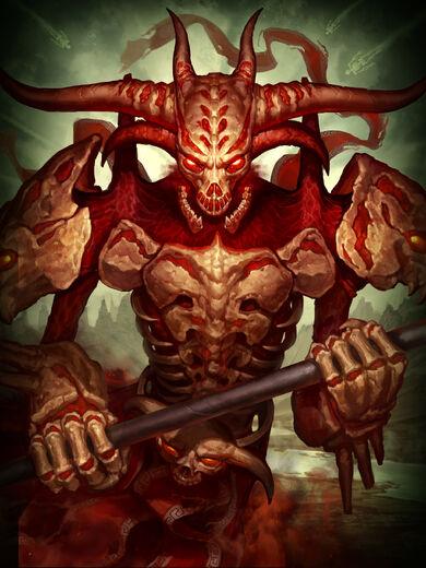 Hades Chamas de Sangue