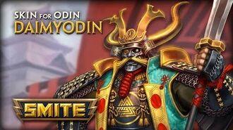 New Skin for Odin - DaimyOdin