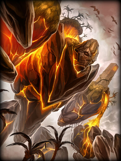 Geb Fúria de Magma