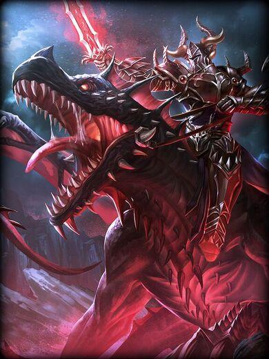 Ao Kuang Dragão Negro
