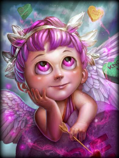 Cupido Apaixonado