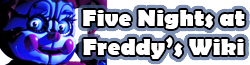 Five Nights at Freddy's Wiki - Logo