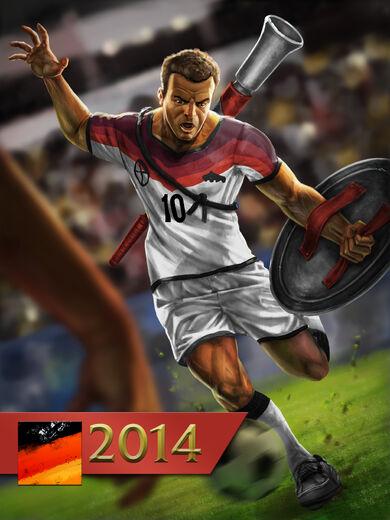 Ixbalanqué Weltmeister 2014