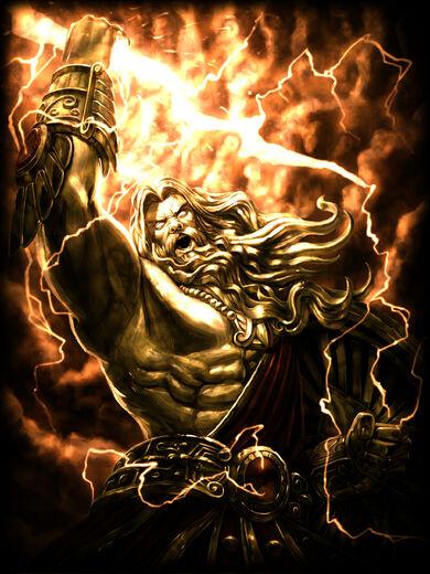 Zeus Legendária