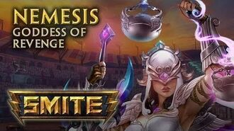 SMITE - God Reveal - Nemesis, Goddess of Revenge