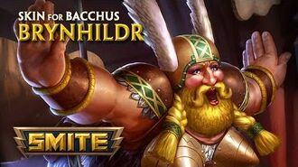 SMITE - New Skin for Bacchus - Brynhildr
