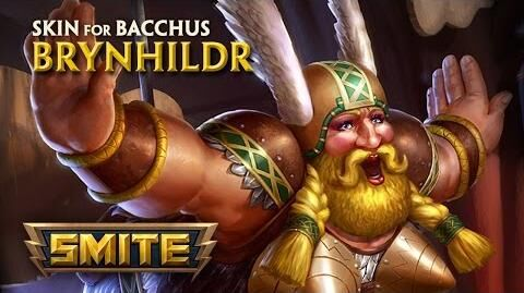 SMITE - New Skin for Bacchus - Brynhildr