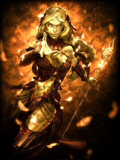 Afrodite Legendária