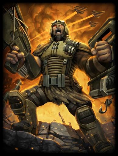 Ares Soldado da Fortuna