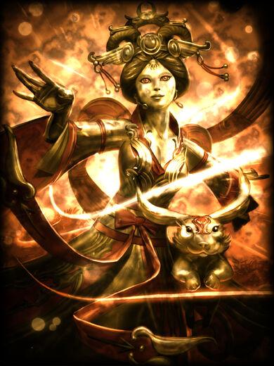 Chang'e Legendária