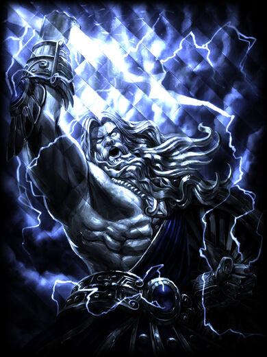Zeus Diamante