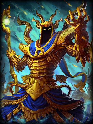 Hades Dourada