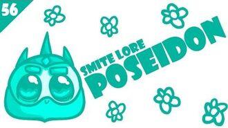 SMITE Lore Ep. 56 - Who is Poseidon?