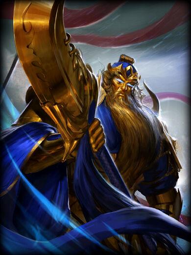 Guan Yu Dourada