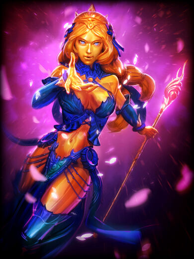 Afrodite Dourada