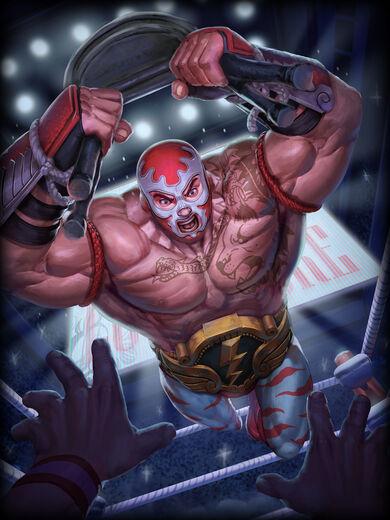 Hércules Luchador!