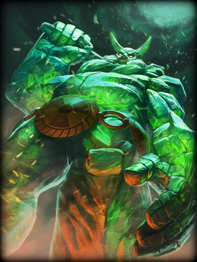 Ymir Inverno Nuclear