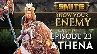 SMITE Know Your Enemy 23 - Athena