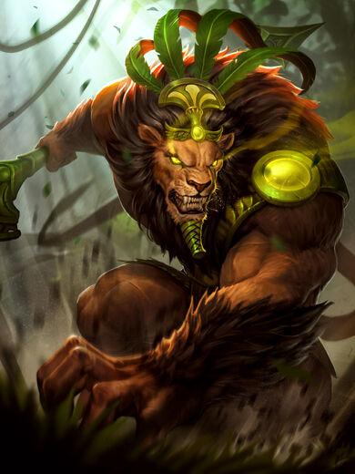 Onúris Rei das Selvas
