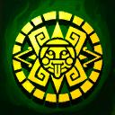Ícone do Panteão Maia