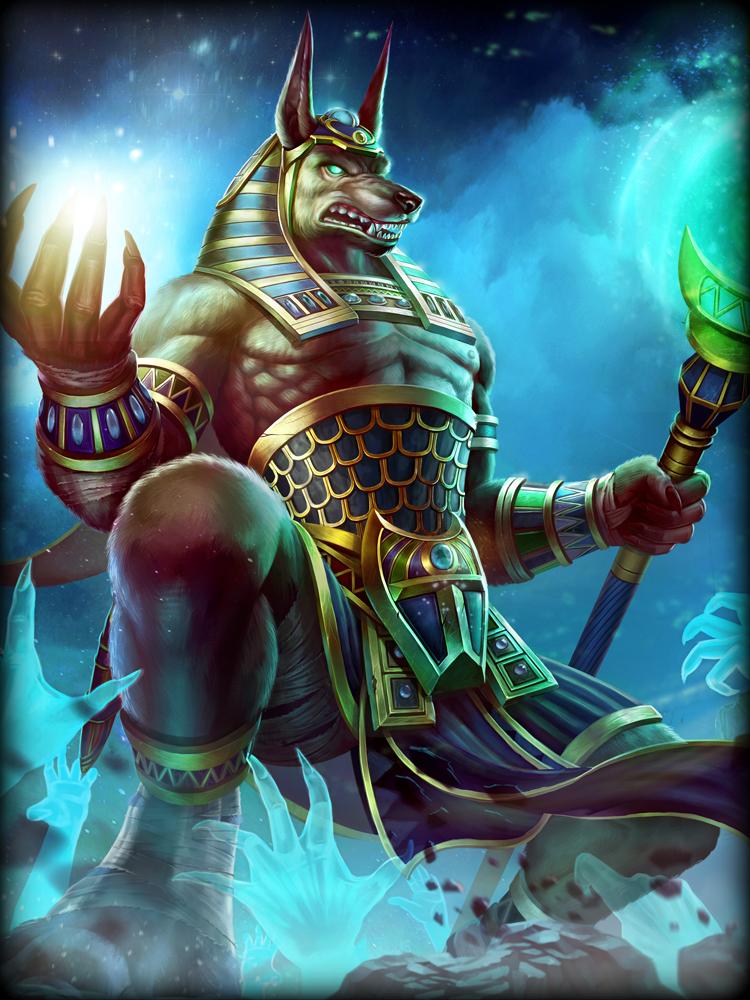 Anubis King