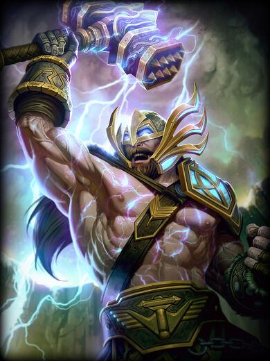 Thor Fúria de Valhalla