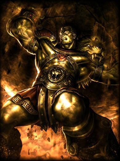 Hércules Legendária
