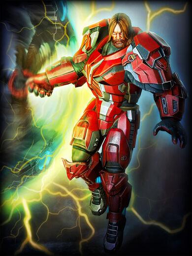 Thor Águia de Sangue