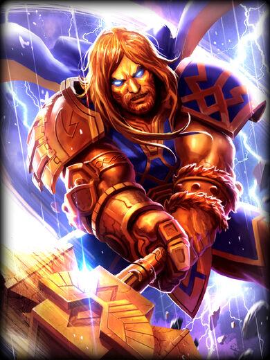 Thor Dourada