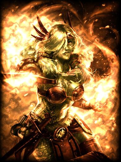 Freya Legendária