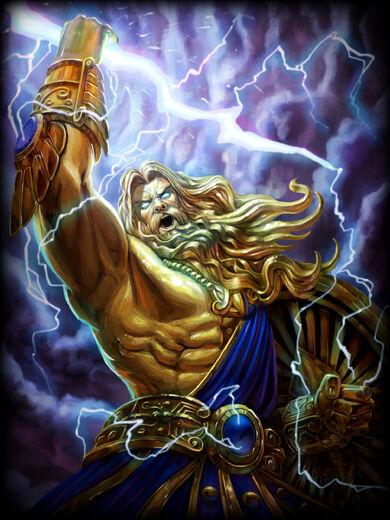 Zeus Dourada