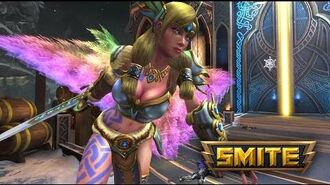 SMITE Machinima Freya Remodel-2