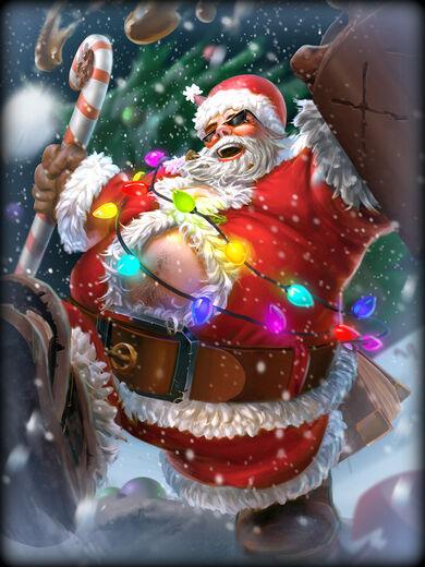 Baco Hic Noel